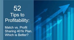 match vs profit sharing 401k
