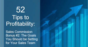 sales commission bonus set dates